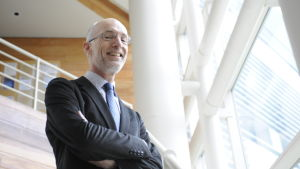Professor Stuart Parkin, Millenniumpristagaren 2014