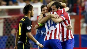 Atletico Madrid firar