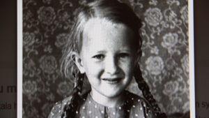 Flickan på detta foto kalals Degerby Mona Lisa.