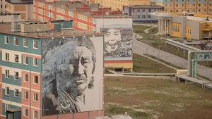 Anadyr, Tšuktšien autonomisen piirikunnan pääkaupunki Beringinmeren rannalla