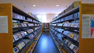 Musikavdelningen på Vasa huvudbibliotek