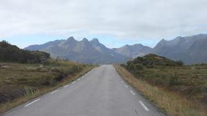 Tie Norjassa