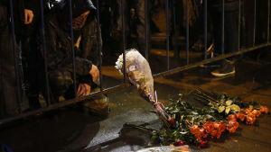 Boris Nemtsov dödades i Moskva 27.2.