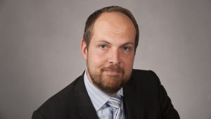 Keskustan kansanedustaja Tuomo Puumala