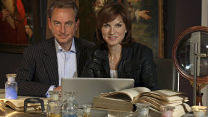 Philip Mould ja Fiona Bruce