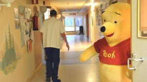 Västra nylands sjuhus barnavdelningen.
