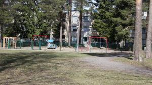 Lekpark i Borgå