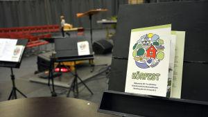 Den 17:nde finlandssvenska kyrkomusikfesten samlar 600 musiker i Raseborg.