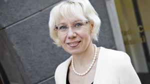 Leena Linnainmaa är vicevd vid Handelskammaren