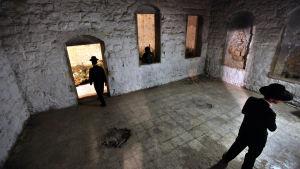 Josefs grav i Nablus.