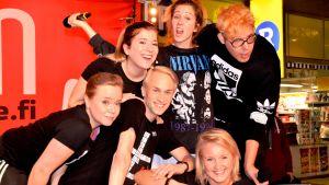 Death Team med X3M:s team i Kampen 2015.