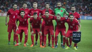 Turkiets fotbollslag