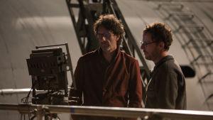 Filmregissörbröderna Coen.