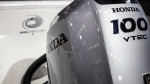 Honda utombordare