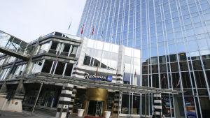 Radisson Blu Hotel i Oslo