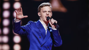 Jüri Pootsmann representerade Estland i Eurovision 2016.