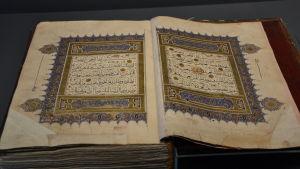 Koraani istanbulilaisessa museossa