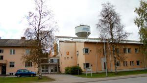 Kronoby kommungård och vattentorn