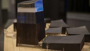 Guggenheim Arkkitehtuurikilpailun voittaja / Majakka / Arkkitehtitoimisto  MoreauKusunoki