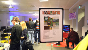 Vaasa Game Days 2016 på Vasa universitet.
