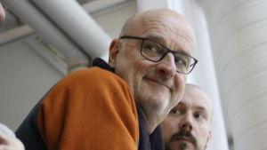 Finlands basketlandslags chefstränare Henrik Dettmann