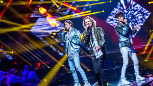 FO&O, finalist i Melodifestivalen 2017.