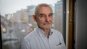 Ralf Sund är chefsekonom på tjänstemannacentralorganisationen STTK
