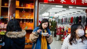 Vardagsliv i Kina