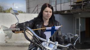 Jenna Simula Oulu perussuomalaiset