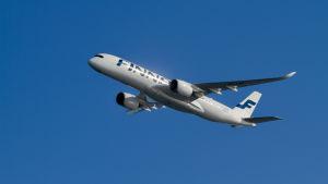Finnairs Airbus A350