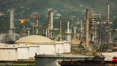 Stor fattigdom trots mycket olja i landet 3