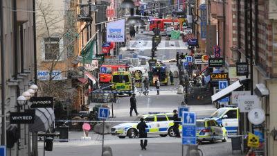 Attacken planerad sedan fem ar