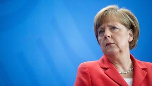 Förbundskansler Angela Merkel