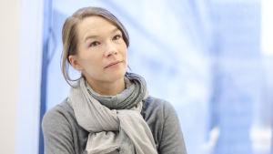 Porträttfoto på Melinda Lönnberg
