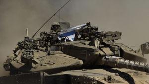 Israliska soldater.