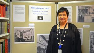 Biblioteksdirektör Anne Ala-Honkola, Tölö bibliotek