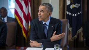 Barack Obama 7.11.2014.