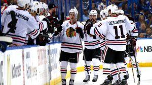 Teuvo Teräväinen hittade rätt också i den andra NHL-finalen.