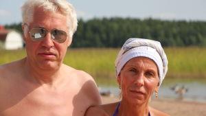 Luiki Salomaa och Liia Vysu