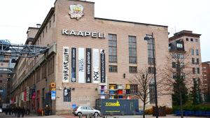 Kabelfabriken i Gräsviken i Helsingfors