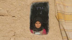 DEt finns 1,2 miljoner interna flyktingar i Afghanistan. Många lever under svåra förhållanden.