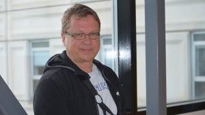 Pekka Sauri, biträdande stadsdirektör i Helsingfors.