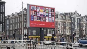 Valreklam i Nederländerna