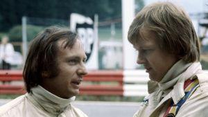 Chris Amon var F1-förare på 60- och 70-talet.