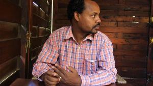 Yetneberk Tadele, etiopisk journalist