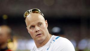 David Söderberg, VM 2015.