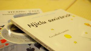 En arumänsk översättning av den Lilla Prinsen.