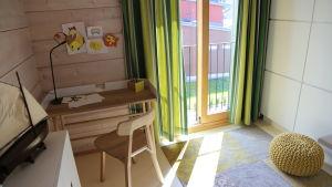 Interiör från bostadsmässan i Kivistö 2015