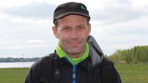 Vanhempi tutkija Markku Mikkola-Roos, Suomen ympäristökeskus