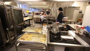 ruokalan keittiö tampere
